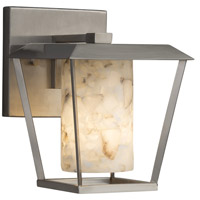 Alabaster Rocks 1 Light 9 inch Outdoor Wall Sconce