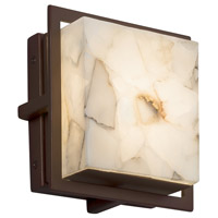 Alabaster Rocks 7 inch Outdoor Wall Sconce