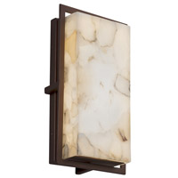 Alabaster Rocks 12 inch Outdoor Wall Sconce