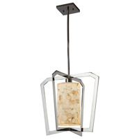 Alabaster Rocks 1 Light 18 inch Chandelier Ceiling Light