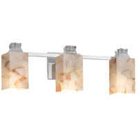 Alabaster Rocks Ardent 3 Light 23 inch Polished Chrome Bath Bar Wall Light