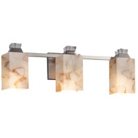 Alabaster Rocks Ardent LED 23 inch Brushed Nickel Bath Bar Wall Light