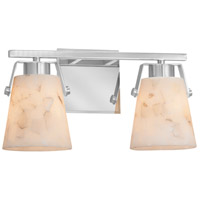 Alabaster Rocks Nexus Bathroom Vanity Lights