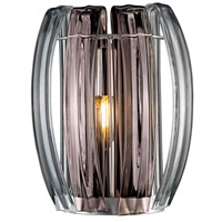 Justice Design BOH-6041-CLSM-CROM Bohemia Aplique LED 7 inch Polished Chrome ADA Wall Sconce Wall Light