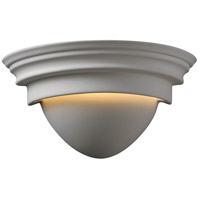 Justice Design Group Ambiance Classic Wall Sconce in Bisque CER-1005-BIS