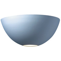 Justice Design Group Ambiance Large Metro Wall Sconce in Bisque CER-1325-BIS