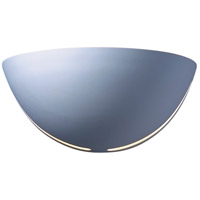Justice Design Group Ambiance Large Cosmos Wall Sconce in Bisque CER-1385-BIS