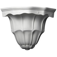 Justice Design Group Ambiance Small Florentine Wall Sconce in Bisque CER-1470-BIS