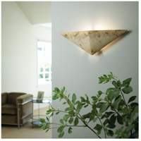 Justice Design CER-5140-ANTC-LED1-1000 Ambiance Triangle LED 21 inch Antique Copper ADA Wall Sconce Wall Light in 1000 Lm LED CER-5140-TRAG_INSTAL.jpg thumb