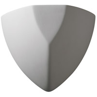 Justice Design CER-5800-BIS Ambiance 1 Light 7 inch Bisque ADA Wall Sconce Wall Light photo thumbnail