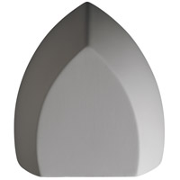 Justice Design Group Ambiance Large ADA Ambis Outdoor Wall Sconce in Bisque CER-5850W-BIS