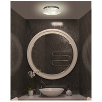 Justice Design CLD-5545-CROM Signature 2 Light Polished Chrome Wall Sconce Wall Light in Incandescent CLD-5545-CROM_INSTAL.jpg thumb