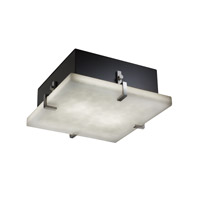 Clouds 2 Light 13 inch Brushed Nickel Flush-Mount Ceiling Light