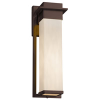 Clouds 17 inch Outdoor Wall Sconce