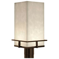 Clouds Avalon LED 17 inch Dark Bronze Outdoor Post Light