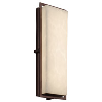 Clouds 18 inch Outdoor Wall Sconce