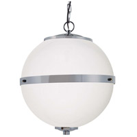 Justice Design Brushed Nickel Clouds Chandeliers