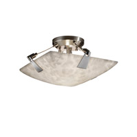 justice-design-clouds-semi-flush-mount-cld-9630-25-nckl