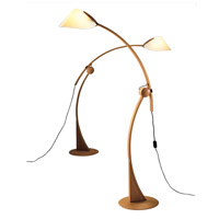 Justice Design Floor Lamps