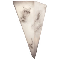 Faux Alabaster LumenAria Wall Sconces