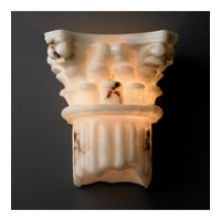 Justice Design LumenAria Corinthian Column - Open Top & Bottom Outdoor FAL-4705W