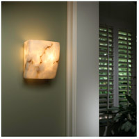 Justice Design FAL-5120-LED1-1000 LumenAria LED 8 inch ADA Wall Sconce Wall Light in 1000 Lm LED