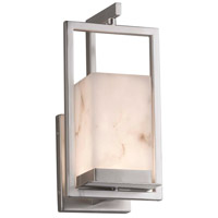 Justice Design FAL-7511W-MBLK LumenAria LED 6 inch Matte Black Wall Sconce Wall Light