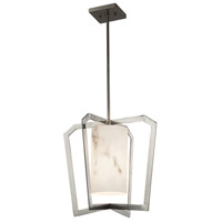 LumenAria 1 Light 18 inch Chandelier Ceiling Light
