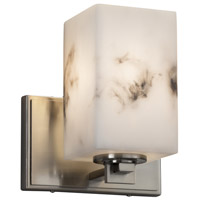 Justice Design FAL-8441-15-NCKL LumenAria 1 Light 7 inch Wall Sconce Wall Light