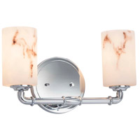 Justice Design LumenAria Bathroom Vanity Lights