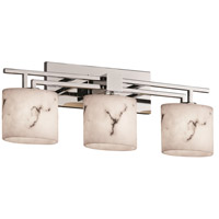 Justice Design LumenAria Aero 3-Light Bath Bar in Polished Chrome FAL-8703-30-CROM