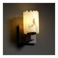 Justice Design LumenAria Modular 1-Light Wall Sconce in Dark Bronze FAL-8921-12-DBRZ