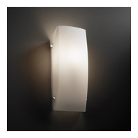 Justice Design FSN-5135-OPAL-CROM Signature 1 Light 6 inch Polished Chrome ADA Wall Sconce Wall Light in Opal FSN-5135-OPAL-CROM_2.jpg thumb