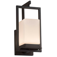 Fusion LED 6 inch Matte Black Wall Sconce Wall Light