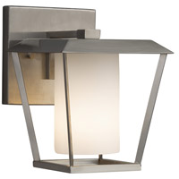Fusion 1 Light 9 inch Outdoor Wall Sconce