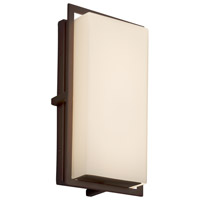 Fusion 12 inch Outdoor Wall Sconce