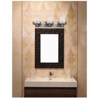 Justice Design Metropolis Bathroom Vanity Lights