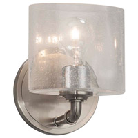 Fusion LED 7 inch Brushed Nickel ADA Wall Sconce Wall Light