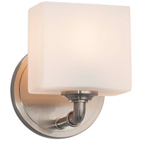 Fusion LED 6 inch Brushed Nickel ADA Wall Sconce Wall Light