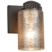 Dark Bronze Fusion Malleo Wall Sconces