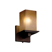 Montana 1 Light 5 inch Dark Bronze Wall Sconce Wall Light in Caramel