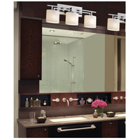 Justice Design Fusion Aero 3-Light Bath Bar in Polished Chrome FSN-8703-30-OPAL-CROM alternative photo thumbnail