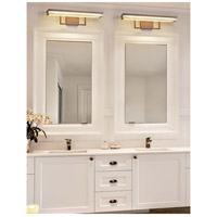 Metal Fusion Elevate Bathroom Vanity Lights