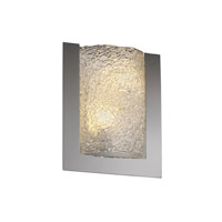 Justice Design GLA-5562-LACE-DBRZ-LED2-2000 Veneto Luce LED 12 inch Dark Bronze ADA Wall Sconce Wall Light in 2000 Lm LED