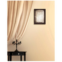 Justice Design GLA-5563-LACE-DBRZ Veneto Luce 2 Light 12 inch Dark Bronze ADA Wall Sconce Wall Light in Incandescent