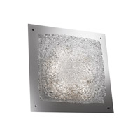 Justice Design Signature Wall Sconce in Polished Chrome GLA-5568-LACE-CROM-LED-5000 thumb