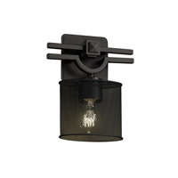 Argyle 1 Light 9 inch Dark Bronze ADA Wall Sconce Wall Light