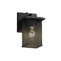 Montana 1 Light 5 inch Matte Black Wall Sconce Wall Light