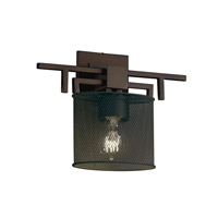 Aero 1 Light 14 inch Dark Bronze ADA Wall Sconce Wall Light