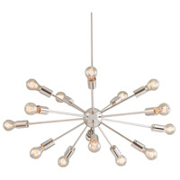 Bronze Metal Signature Chandeliers